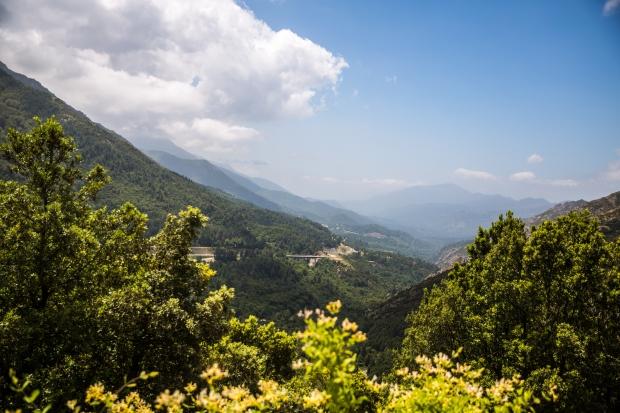 Corsica: a mountain in the Mediterranean