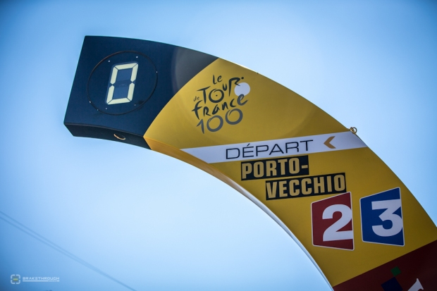 Tour de France 2013 - The Grand Départ in Corsica