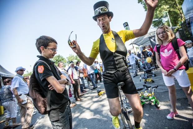 2013 Tour de France - La Village Départ