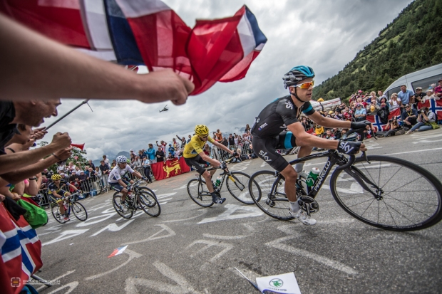 2013 Tour de France - A Day on the Alpe