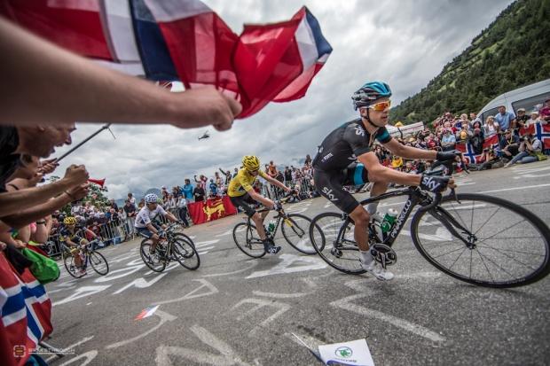 2013 Tour de France - A Day on the Alpe