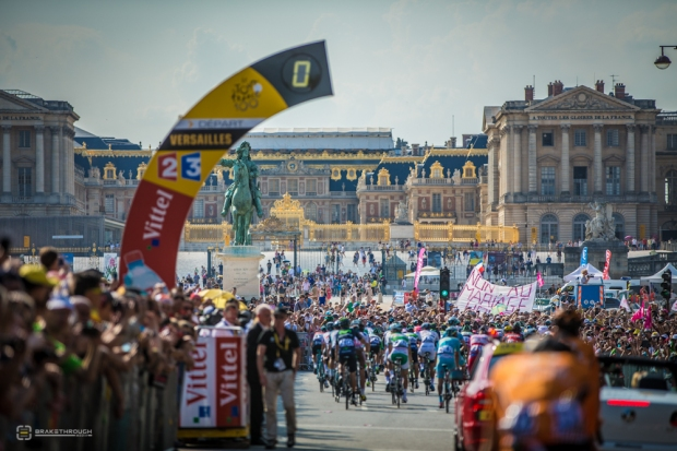 2013 Tour de France - Race to the Champs