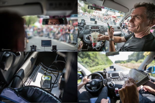 Inside the Feedzone: Team Car Moments