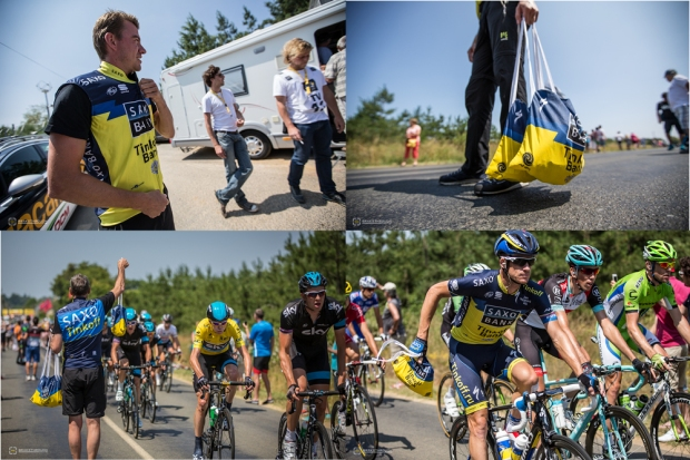 Inside the Feedzone: The Musette