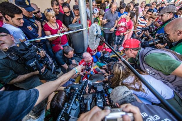Vuelta a España 2013 - Stage 11